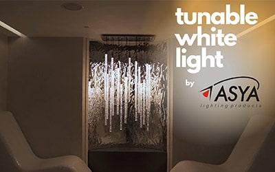 Технологията за настройка на бялата светлина – усвоена от ASYA и приложена в HYATT